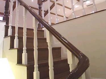 扶手栏杆花纹工程图图片