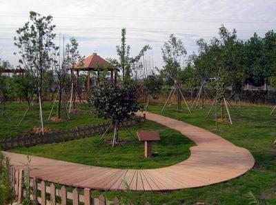 新型环保塑木地板 行业发展的必然趋势