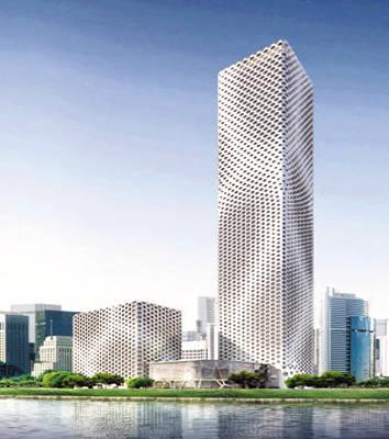 超越迪拜塔!未来世界十大高层钢结构建筑中国占4席