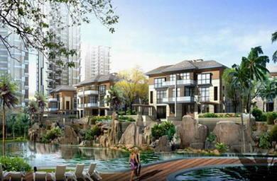 楼市紧缩开启高端房产 低碳建材需求扩大