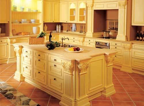 十款经典橱柜设计 品味奢华厨房生活