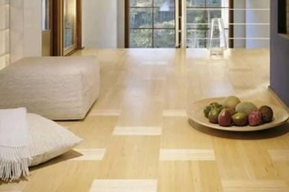 健康首选地板 软木地板悄然临近消费者
