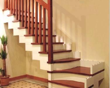 复式楼梯 居家转角处的精灵(图)