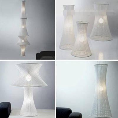 创意的家居灯具设计 照亮你的美丽人生(图)