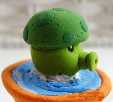 可爱的植物大战僵尸玩偶大集合(附图)