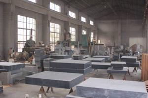 石材机械:落实科学发展观为石材业发展服务
