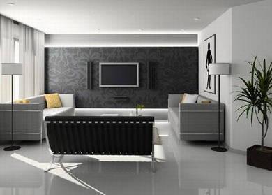 客厅浅灰色家具搭配什么颜色墙面漆