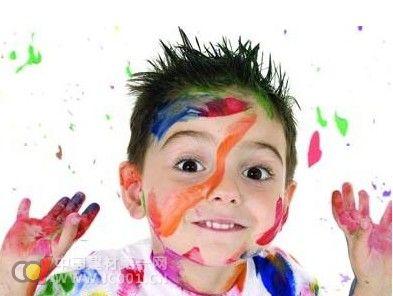 涂料矛头直指向儿童市场