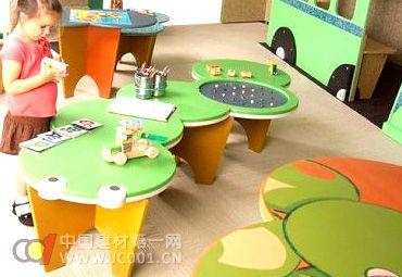 儿童家具市场渐热 三亿消费群藏无限商机
