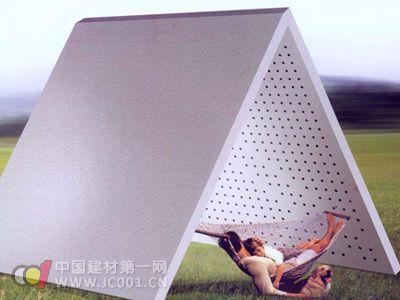 轻质板材界崛起的新星——硅酸钙保温板