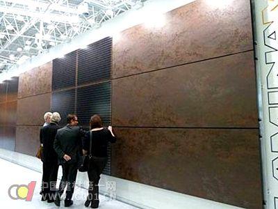 陶瓷薄板砖绿色节能 市场前景曙光初露