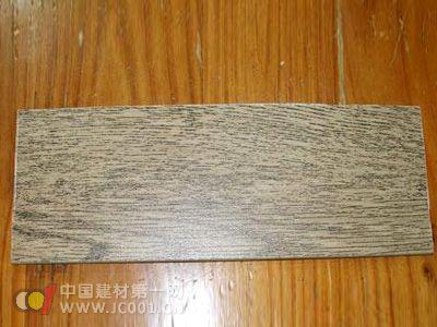 仿石材,仿木纹瓷砖走红 2012微晶石炒作成风