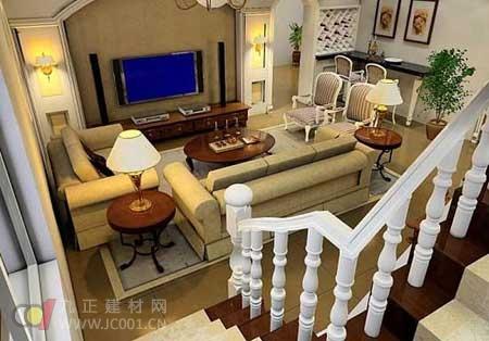 22款最新跃式客厅设计方案图