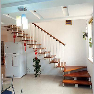 25款阁楼楼梯 打造最炫复式楼