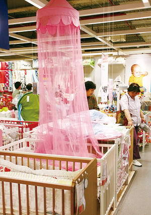 儿童家具市场广阔 - 新闻中心