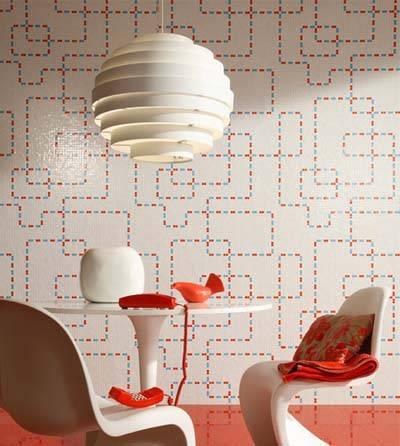 家居DIY <a href='http://www.mooaoo.com' target='_blank'>马赛克</a>瓷砖的艺术范儿(图)