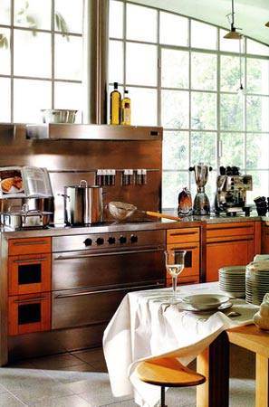 整体厨柜 不锈钢橱柜