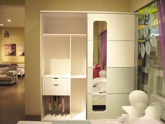 超实用衣柜内部结构设计图展示