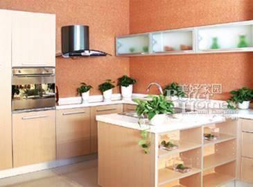 转角遇上爱 6款开放式厨房l形台面设计欣赏