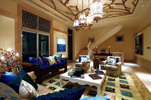 揭秘上海3000万的豪宅内部 堪比韩剧场景图片