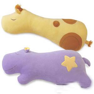 韩国可爱动物造型布艺抱枕