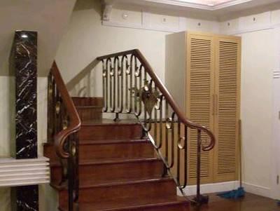 楼梯工艺技术之楼梯油漆施工工艺