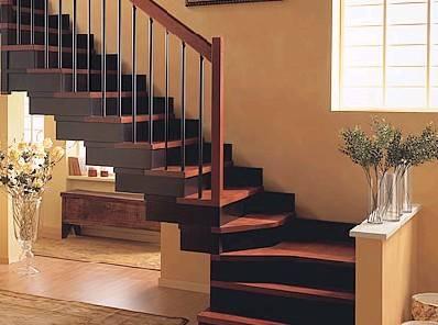 楼梯材质的大融合 掀起市场的狂热浪潮