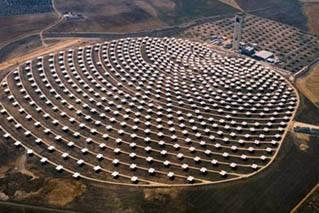西班牙将建大型太阳能电站