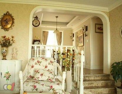 现代家居装修最流行的楼梯风格