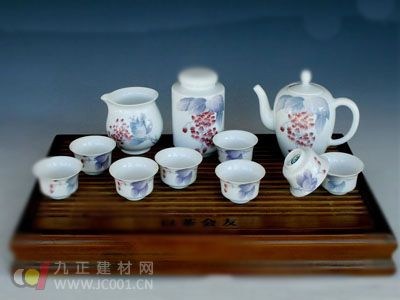 陶瓷茶具的选择技巧