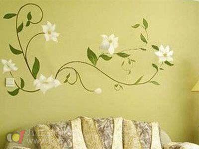 墙纸企业应该提升自身品牌的影响力
