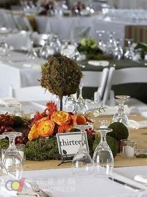 婚宴桌布装饰打造婚礼浪漫气氛 - 新闻中心 - 手机九