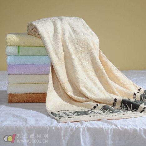 宝宝选用毛巾用品一定要柔软舒适