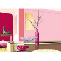 粉色涂料装修效果图3