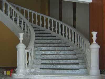 2013年大理石楼梯效果图欣赏