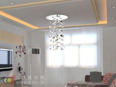 三种光源客厅灯背面电路图