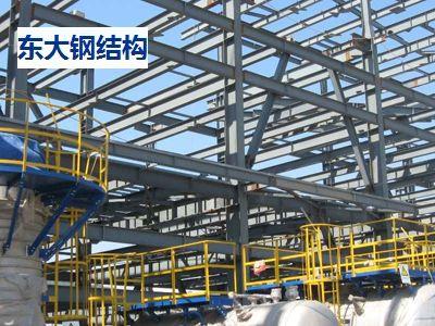 钢结构十大品牌之徐州东大钢结构