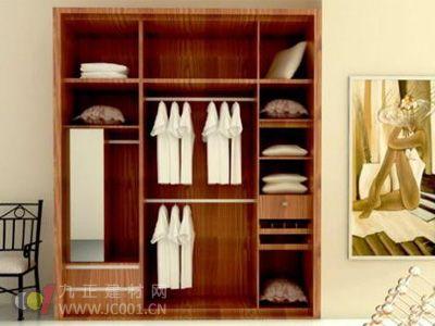 铝制衣柜设计图