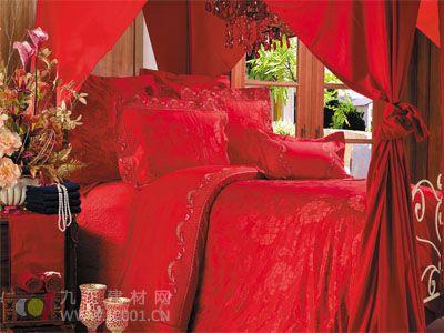 中国红成为2013年家纺行业设计最爱