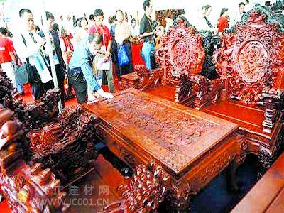红木家具市场不是a市场买的买卖而是家具v市场家具诗瑞诗凯图片