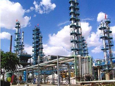 新型天然气——烯烃产业链项目落成