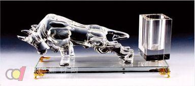 水晶工艺品设计附加值大于材质价值