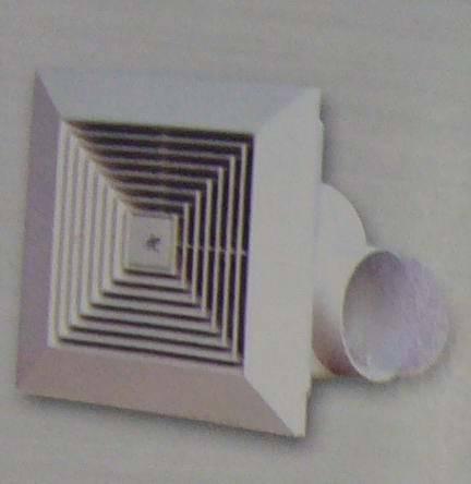 管道式换气扇图片