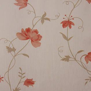 美式花纹壁纸贴图
