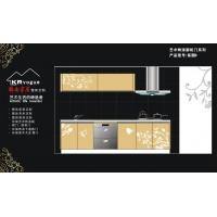 艺术烤漆橱柜门