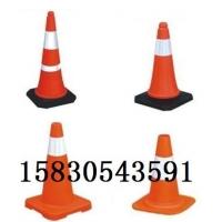 唐山物业设施塑料方锥路障、交通设施路锥、路障圆锥、交通路锥