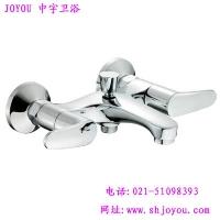 JY00283双把浴缸龙头