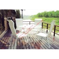 高档铸铝桌椅*庭院桌椅*别墅花园桌椅*庭院家具*户外桌椅