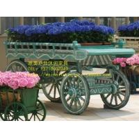 园林花车,绿色原木花车,公园花车,游乐园花车,景观花车