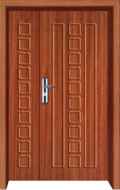 木门免漆门室内门套装门复合实木门拼装门t形门烤漆门